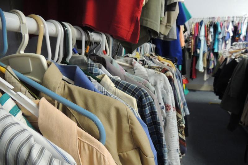 NUMC Clothes Closet Click Here For Our Latest Newsletter